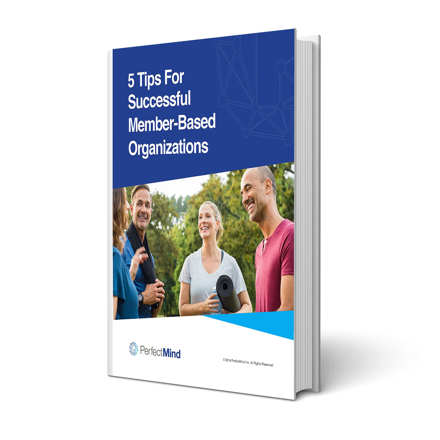 Ebook - 5 Tips for Member-Based Organizations