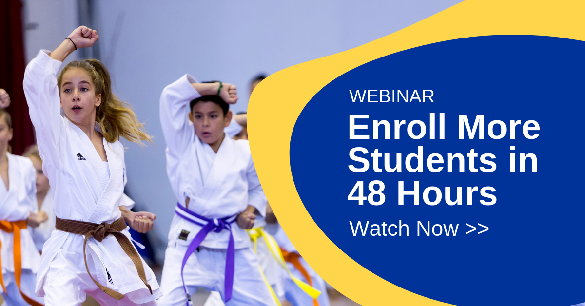 Webinar - How to Enroll More Students