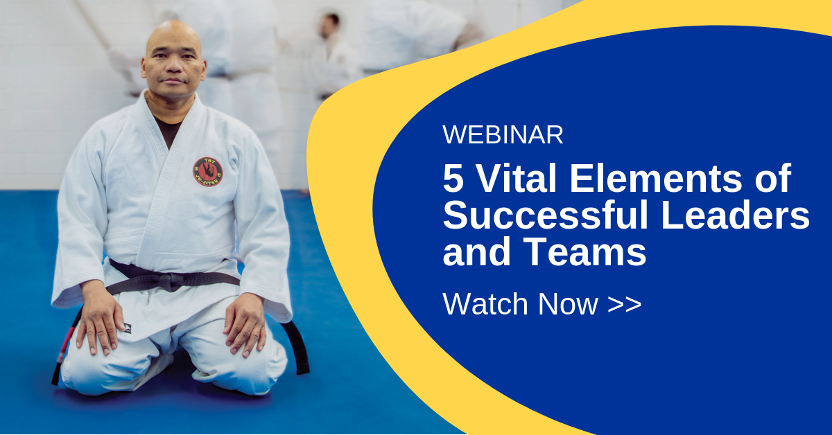 5 Vital Elements of Successful Leaders and Teams