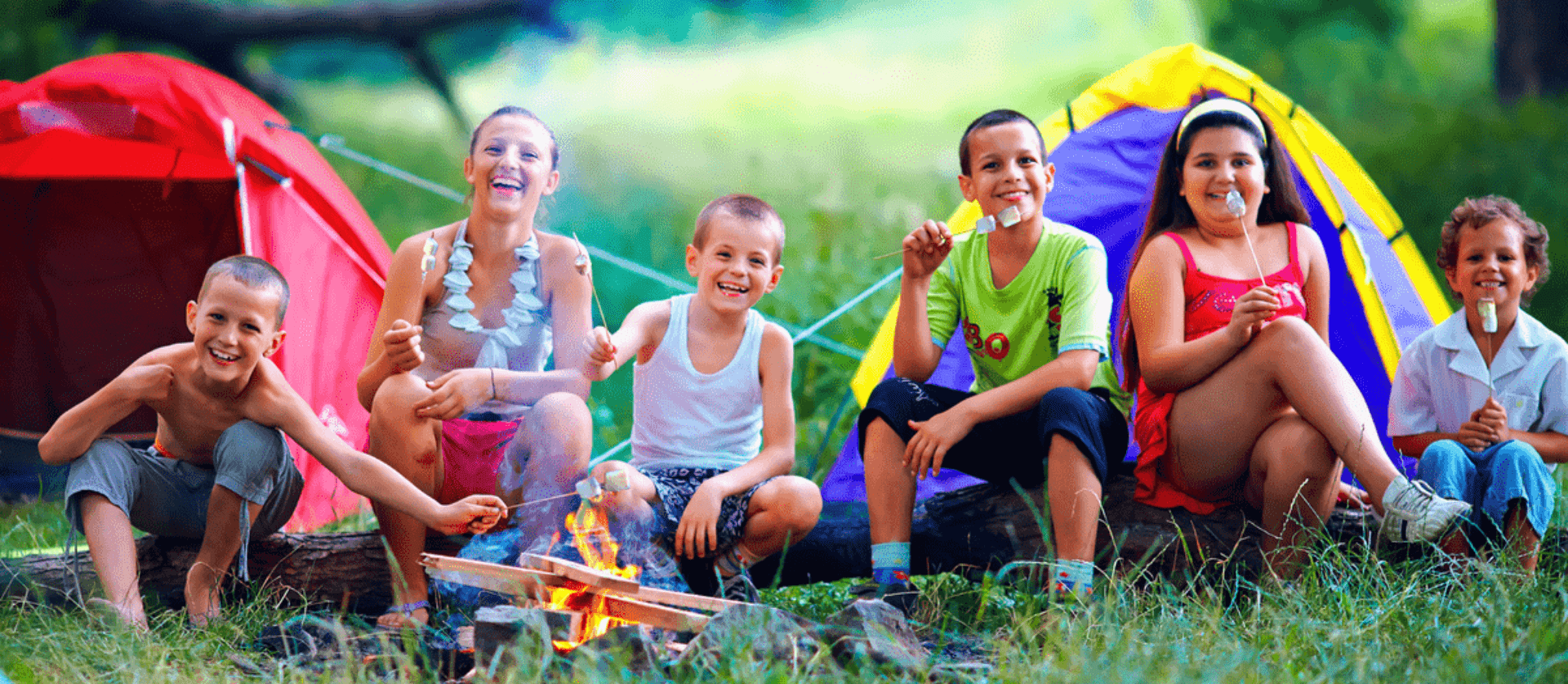 7 Summer Camp Ideas for Your Kids' Camp